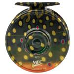 MFC Madison IIa Fliegenrolle - Maddoxs  Brook Trout Skin Series #1  4/5