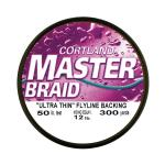 Cortland Masterbraid - Ultra Thin Backing 300 YD