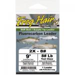 Frog Hair FC Fluorocarbon Vorfach 2,75m