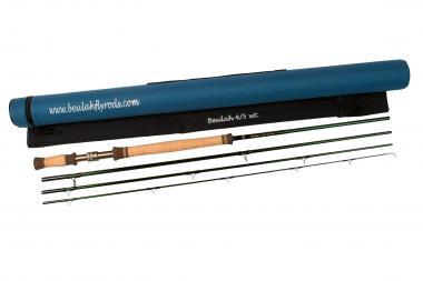Beulah Switch Ruten mit Rohr und Futteral