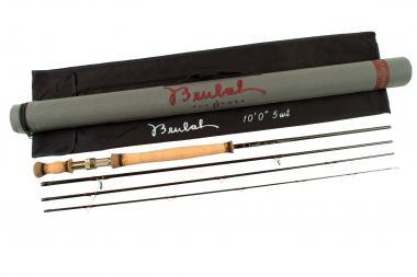 Beulah Platinum Switch Ruten mit Rohr und Futteral